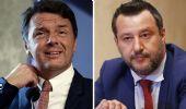 Renzi si avvicina al centrodestra ma la Lega fa solo il proprio gioco