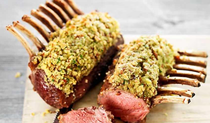 Agnello in Crosta alle Erbe: ricetta dello chef Gordon Ramsay