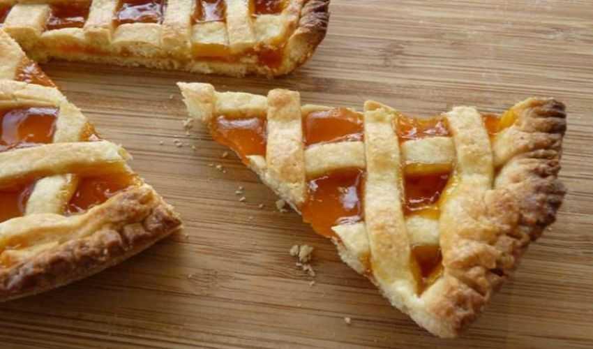 Crostata di Marmellata: ricetta pasta frolla friabile e croccante