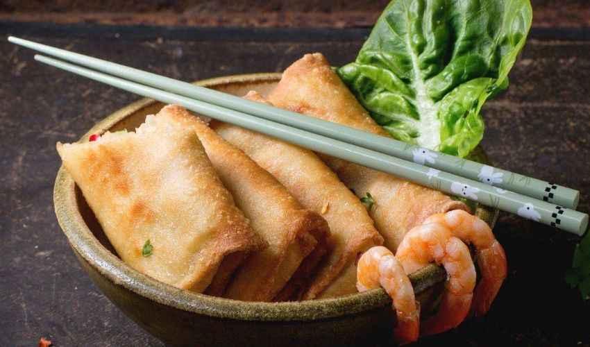 Involtini Primavera: ricetta vapore forno o fritti, originale cinese