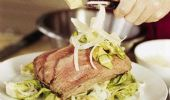 Filetto di manzo con finocchio e rosmarino: ricetta di Gordon Ramsay
