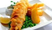 Fish and Chips: ricetta chef Rubio, merluzzo in pastella