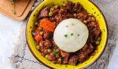 """Tutti pazzi per il Fufu, """"la polenta africana"""" che spopola sul web"""