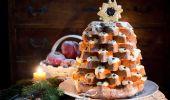 Ricetta Pandoro: dolce Natalizio con farcitura di crema e nutella