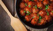 Polpette di Carne: classiche al sugo o in bianco, light o Dukan