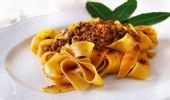Ragù alla bolognese: ricetta emiliana, ingreedienti dosi preparazione