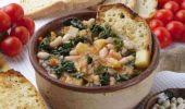 Zuppa Toscana: ricetta della Ribollita a base di pane e di magro