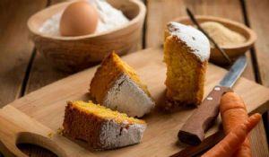 Torta alle Carote: ricetta soffice con zucchero di canna biologico