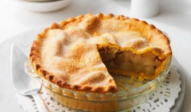 Apple Pie: ricetta torta americana ripieno mele caramellate e cannella