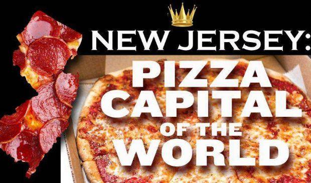 """Se Chicago e il New Jersey si autoproclamano """"patria della pizza"""""""