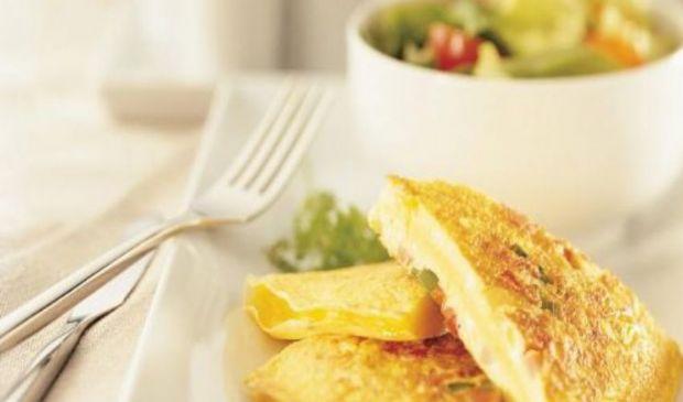 Frittata di cavolfiore: con parmigiano e pepe ricetta e ingredienti