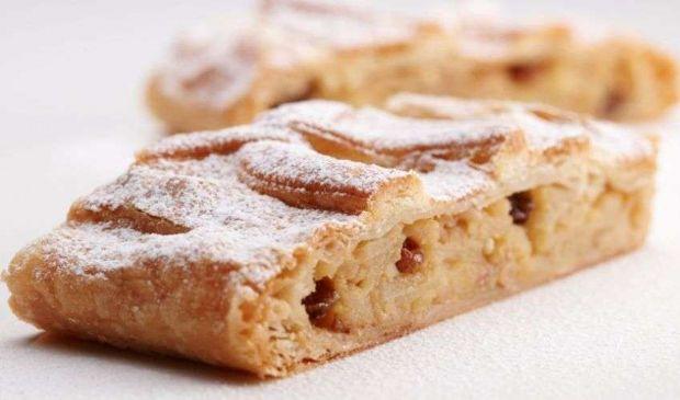 Strudel di Mele e pinoli: ricetta originale tipica trentina