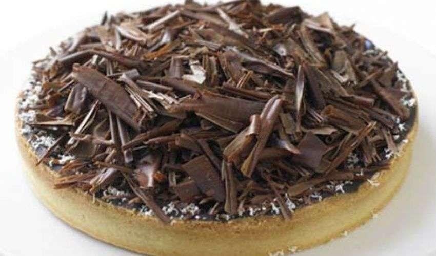Torta al cioccolato con cioccolato fondente: ricetta Gordon Ramsay