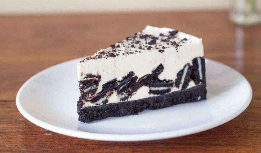 Torta Oreo: ricetta con biscotti Oreo, dosi ingredienti e cottura