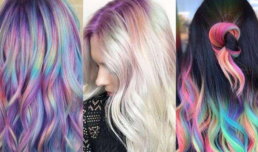 Capelli arcobaleno 2021, la (coloratissima) tendenza dell'estate