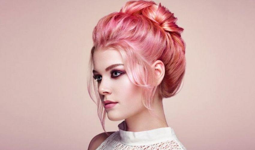Capelli style 2021, nuovi colori: tendenza biondo rosa ...