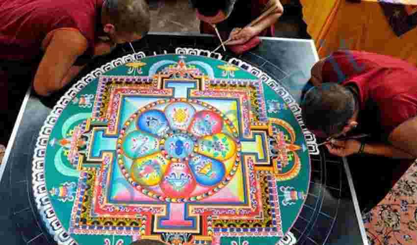 Mandala: cosa sono e a cosa servono, rimedio contro ansia e stress
