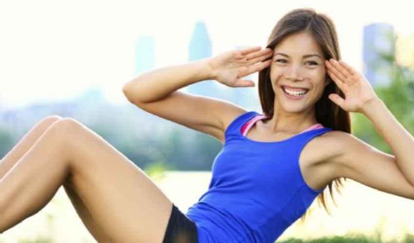 Pancia piatta in un mese: ecco la dieta esercizi addominali scolpiti