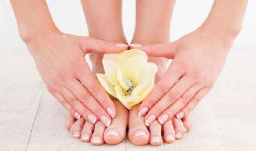 Sbiancamento unghie piedi mani: rimedi unghie gialle fai da te