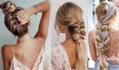 Acconciature capelli estate 2020: trecce, piercing e fasce, foulard