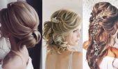 Acconciature sposa capelli lunghi 2021: tutte le idee a cui ispirarsi