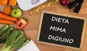 Dieta mima digiuno: cos'è e come funziona, esempio menu, prof Longo