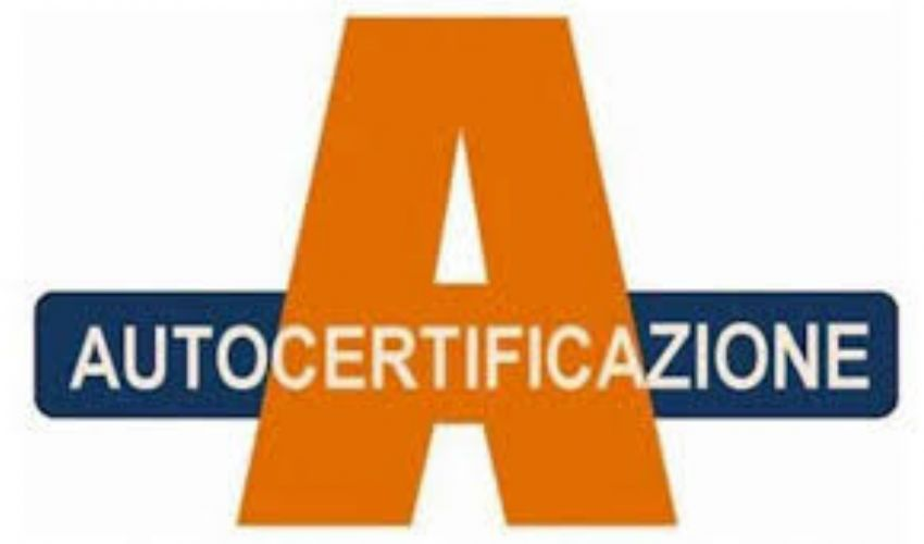 Autocertificazione Stato di famiglia, Residenza diploma: istruzioni