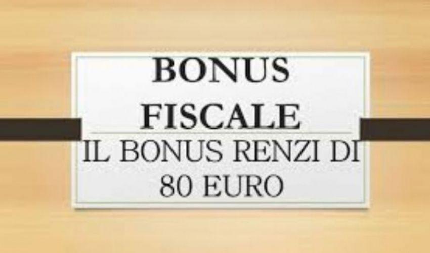 Bonus Renzi: reddito minimo e massimo, come funziona, calcolo importo