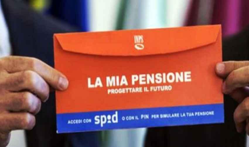 Busta arancione INPS 2020: cos'è come funziona Pensione futura importo