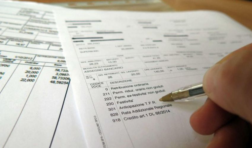 Come leggere la busta paga 2020: calcolo, istruzioni, codici e voci