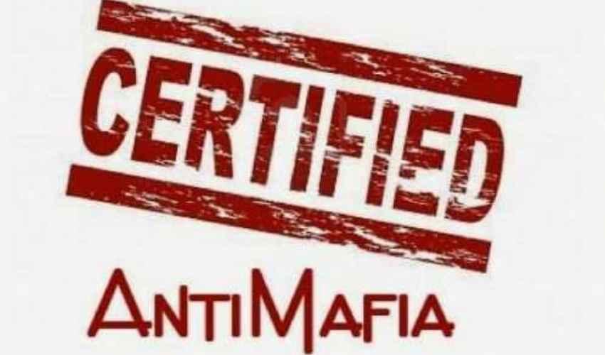 Certificazione Antimafia: Comunicazione e Informazione 2020