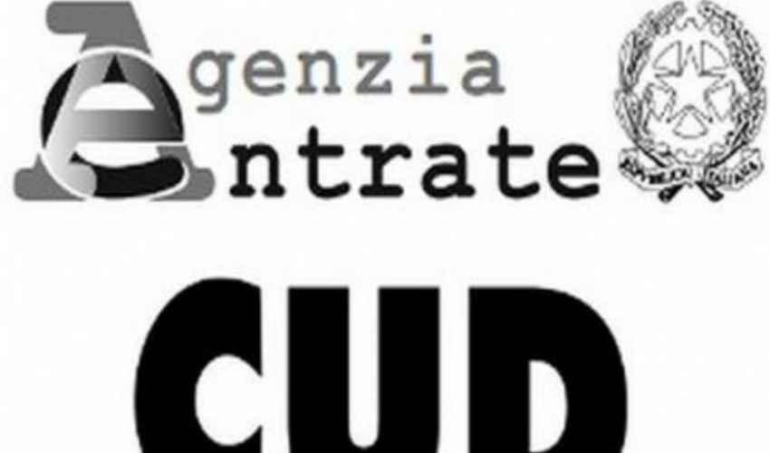 Cud Editabile Agenzia delle Entrate: come funzionava il vecchio CUD