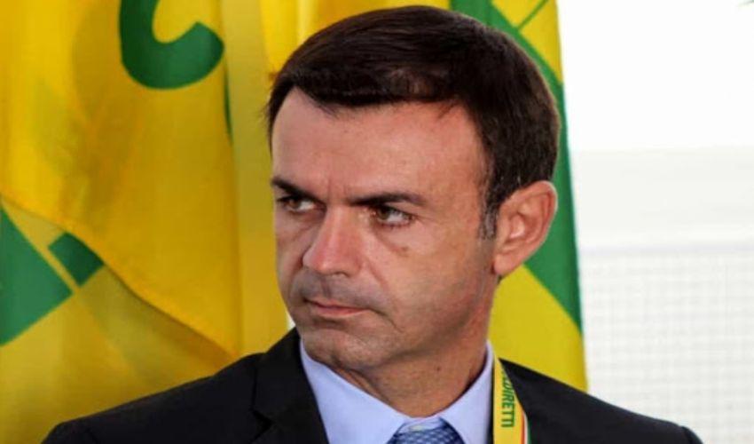 Ettore Prandini, presidente Coldiretti appoggia l'Opa Intesa su UBI