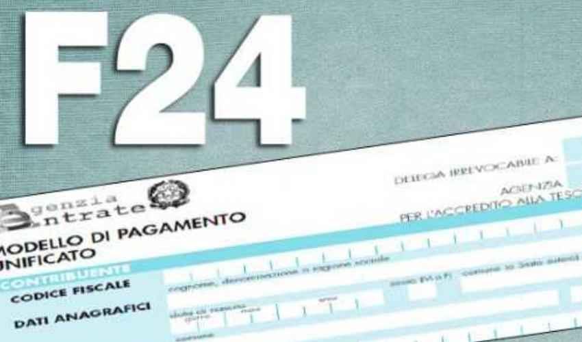 F24 PAGATI SCARICA