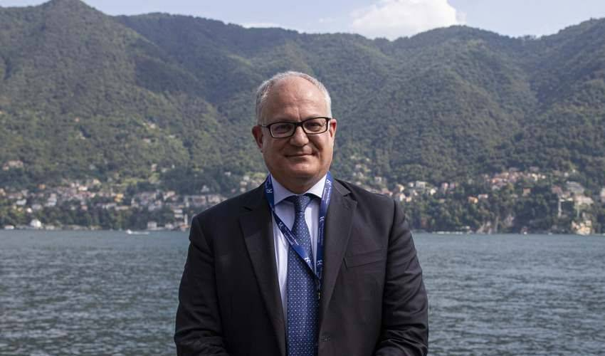 Gualtieri a Cernobbio ottimista. Atteggiamento preelettorale o realtà?