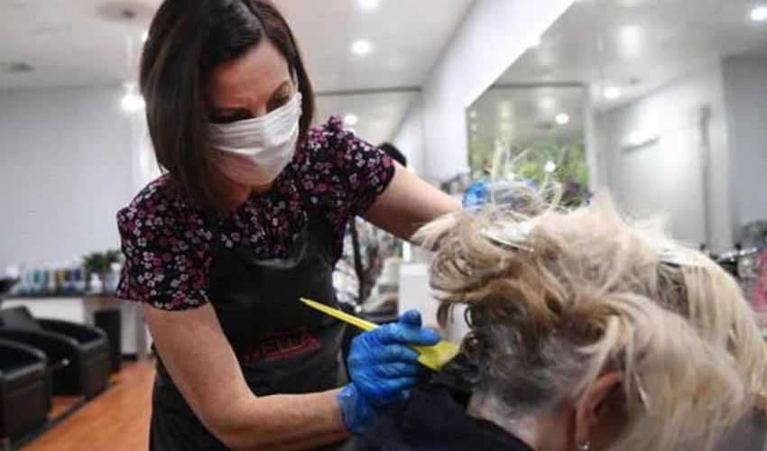 Fase 2 coronavirus: le linee guida Inail parrucchieri centri estetici