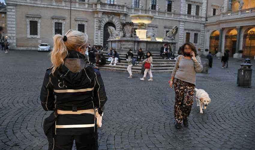 Multe mascherine, quarantena, assembramenti: sanzioni fino a 5000 euro