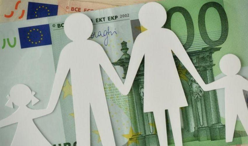 Tabella importi Assegno unico 2021: n° figli e limite di reddito ISEE