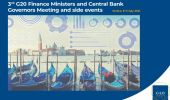 G20 Venezia 2021: via ai lavori. Temi, protagonisti, eventi, programma