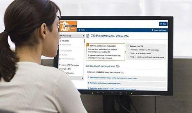 730 precompilato online 2020: Cassetto Fiscale Agenzia delle entrate