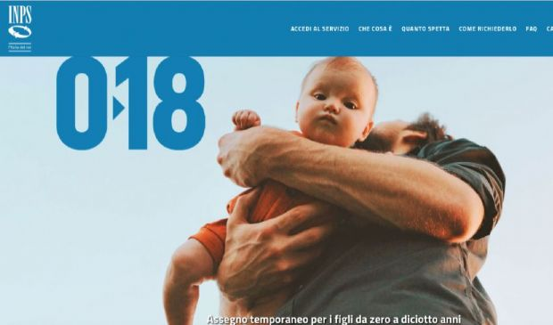 Assegno temporaneo: l'Inps lancia sito dedicato. Requisiti e domanda