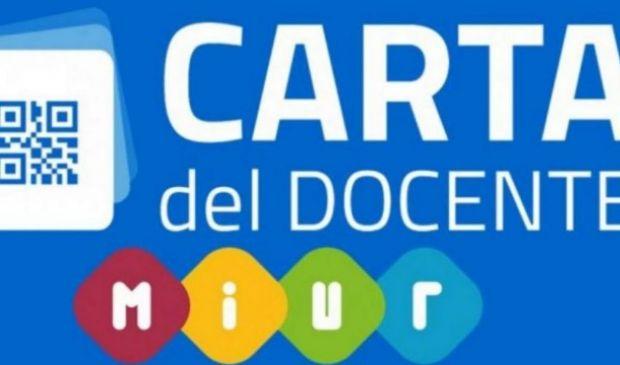 Carta del docente 2020: cos'è come funziona bonus 500 euro Miur