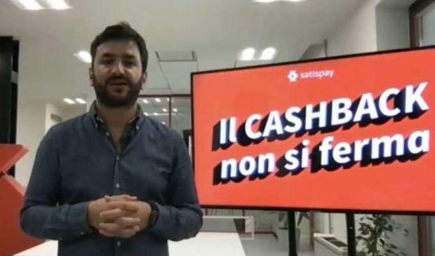 Cashback, Satispay prosegue da sola e proroga fino al 31 dicembre