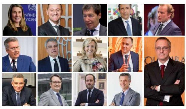 Confindustria Bonomi: ecco la nuova squadra dei vicepresidenti