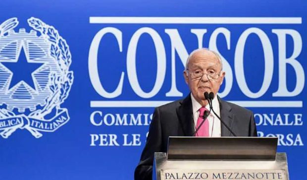 Debito pubblico: Savona Consob propone i bond perpetui per la ripresa