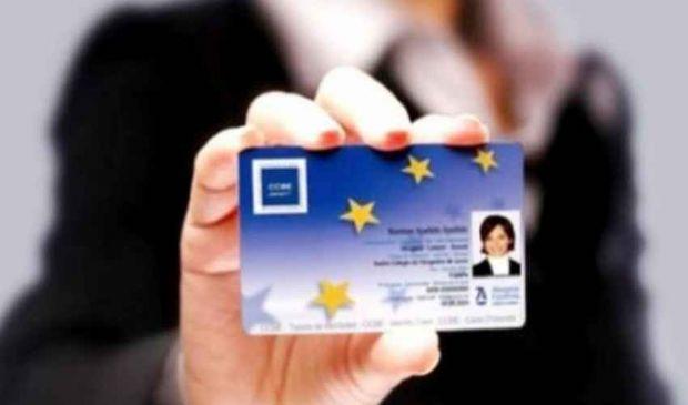 Tessera professionale europea: cos'è come funziona e come richiederla