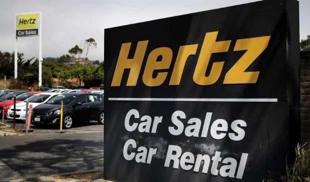 Hertz dichiara bancarotta. In allarme tutto il settore dell'auto