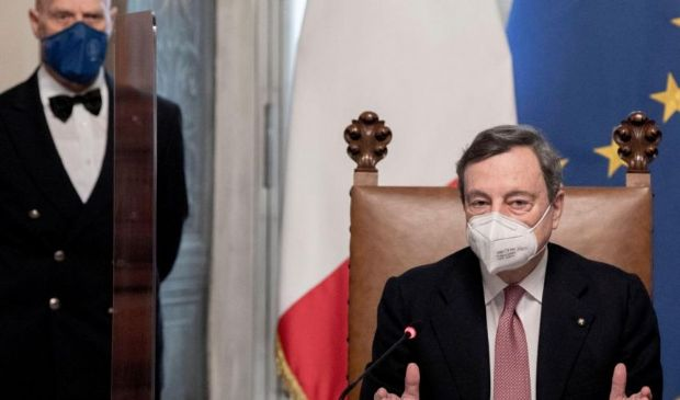 No di Draghi ad aiuti imprese a pioggia, sì incentivi a trasformarsi