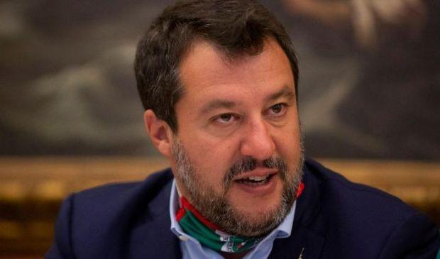 Salvini: rinvio cartelle e pace fiscale per chi è in difficoltà