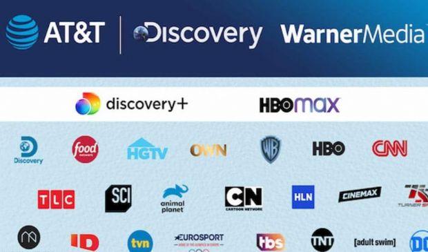 Maxi-fusione tra Warner Media e Discovery per sfidare Amazon e Netflix